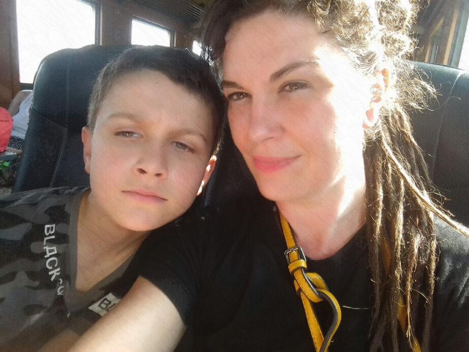 Mams et Merlin on the road#4
