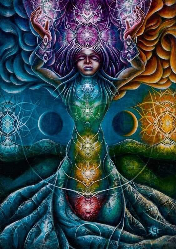 chakras art