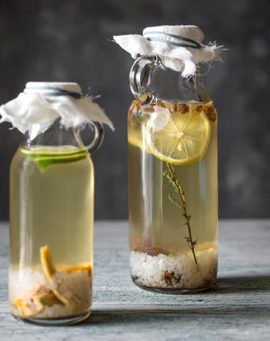 Une boisson magique en santé : le kéfird'eau